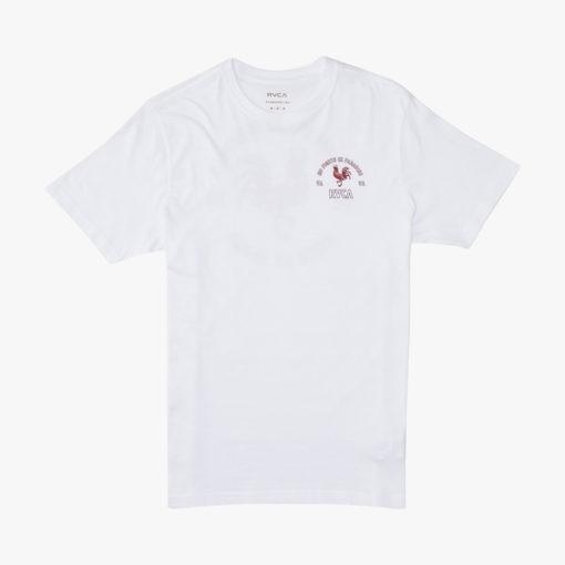 RVCA T shirt No Fight 1