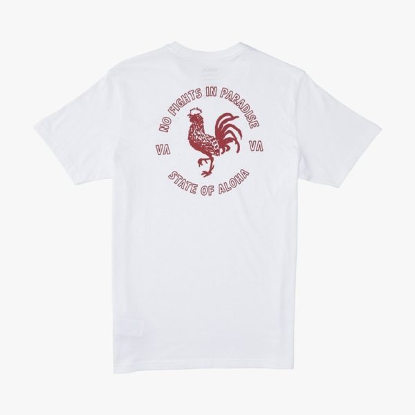 RVCA T shirt No Fight 2