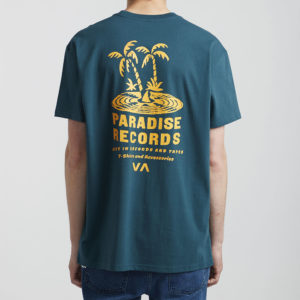 RVCA T shirt Paradise Records 1