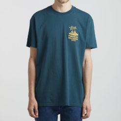RVCA T shirt Paradise Records 2