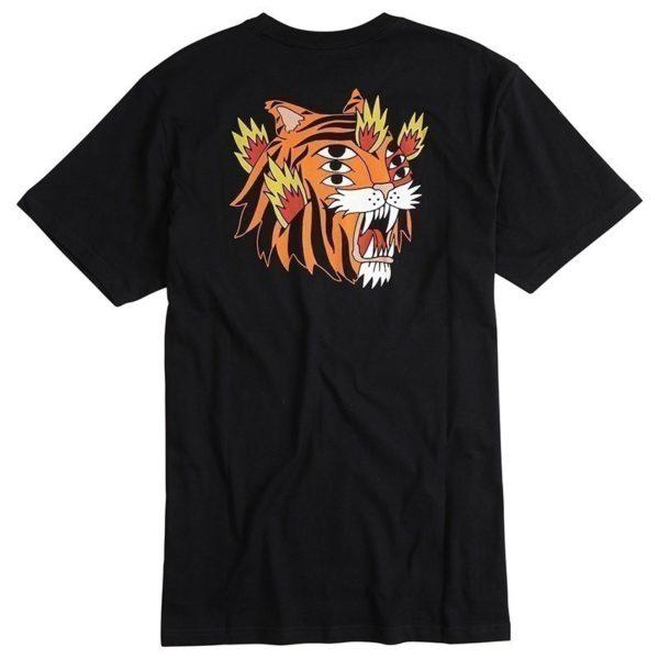 RVCA T shirt Tiger 1