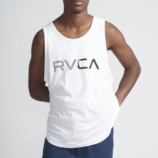 RVCA Tank Blinded vit 1