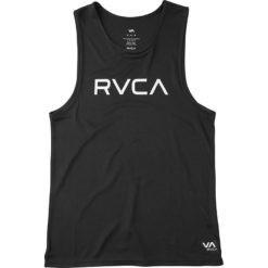 RVCA Tank Top Big Logo svart 1