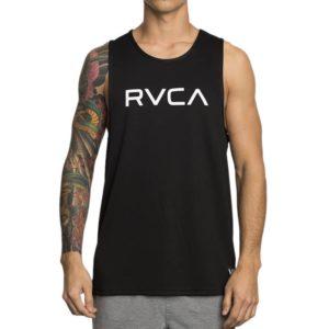 RVCA Tank Top Big Logo svart 2