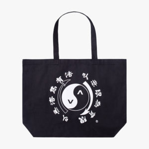 RVCA Tote Bag Bruce Lee 1