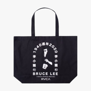 RVCA Tote Bag Bruce Lee 2