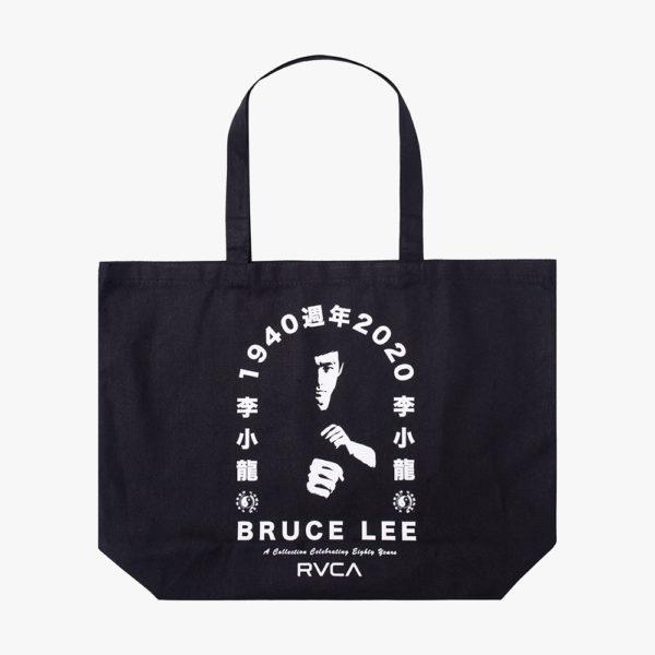 RVCA Tote Bag Bruce Lee 2