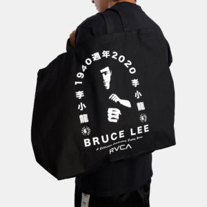 RVCA Tote Bag Bruce Lee 3