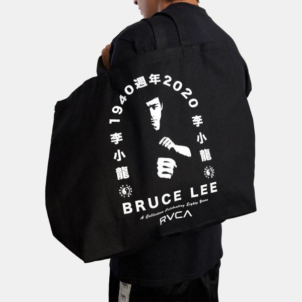 RVCA Tote Bag Bruce Lee 3