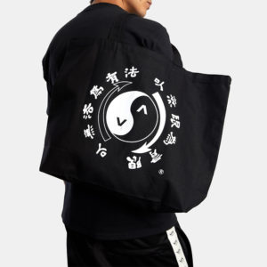 RVCA Tote Bag Bruce Lee 4