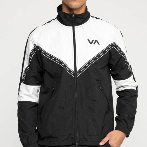 RVCA Track Jacket 2