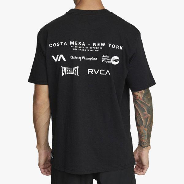 RVCA x Everlast T shirt 3