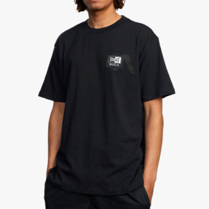 RVCA x Everlast T shirt Stack Patch 7