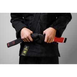 Rebelz BJJ Ballte Premium svart instruktor 1