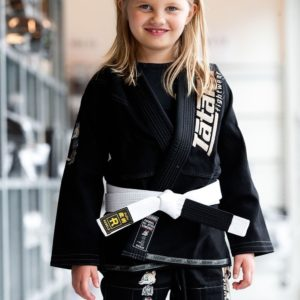 Rebelz BJJ Balte Kids vit 1