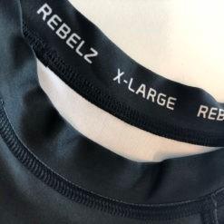 Rebelz Rashguad Good Vibes Only 2