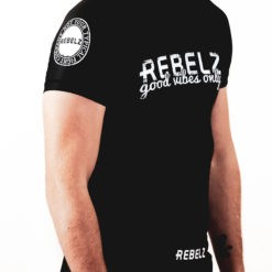 Rebelz Rashguard Good Vibes Only 1