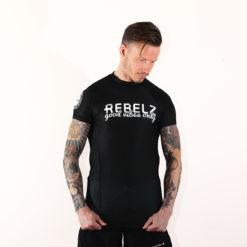 Rebelz Rashguard Good Vibes Only 2