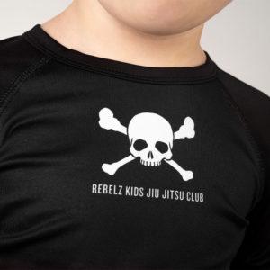 Rebelz Rashguard Kids Jiu Jitsu Club 2