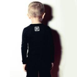 Rebelz Rashguard Kids Logo 5
