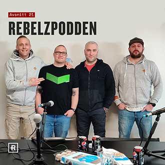 Rebelz SV Rebelzpodden 21 1