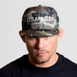 Rebelz Snapback Strangler Camo 1