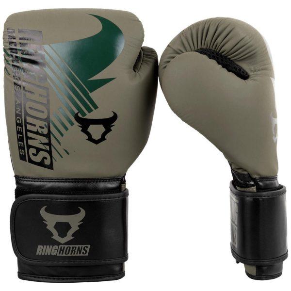Ringhorms Boxningshandskar Charger MX khaki 1