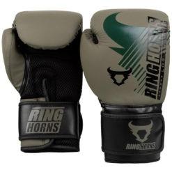 Ringhorms Boxningshandskar Charger MX khaki 2