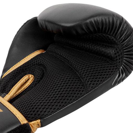 Ringhorms Boxningshandskar Charger MX svart guld 4