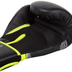 Ringhorns Boxningshandskar Charger svart neon gul 3
