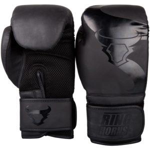 Ringhorns Boxningshandskar Charger svart svart 1