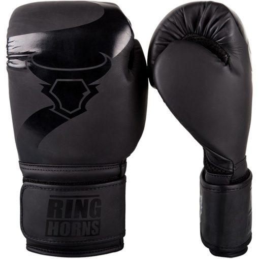 Ringhorns Boxningshandskar Charger svart svart 2