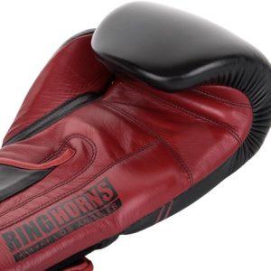 Ringhorns Boxningshandskar Destroyer svart rod 3