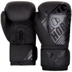 Ringhorns Boxningshandskar Nitro svart svart 2