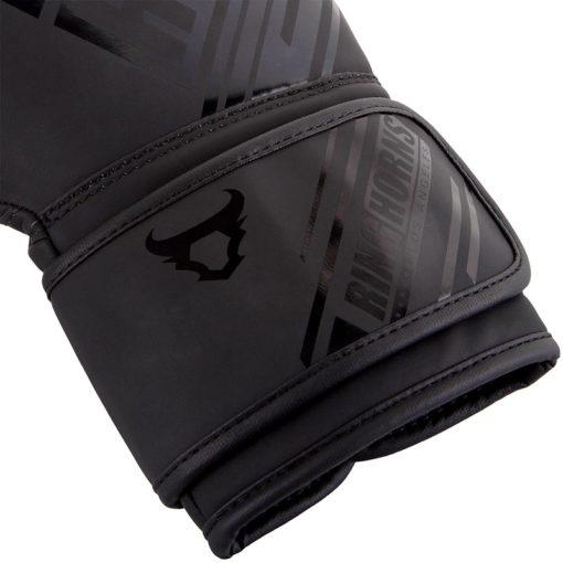 Ringhorns Boxningshandskar Nitro svart svart 3