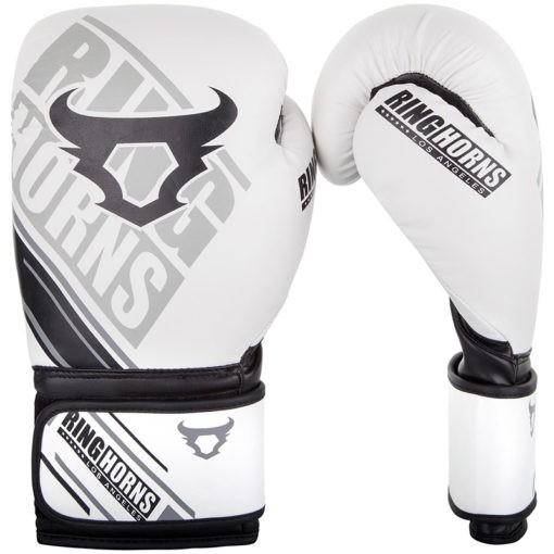 Ringhorns Boxningshandskar Nitro vit 1