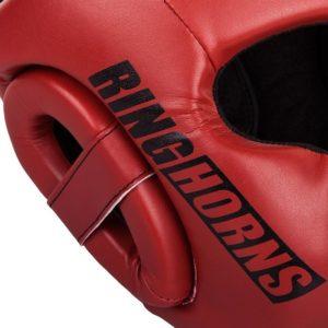 Ringhorns Huvudskydd Charger rod 4