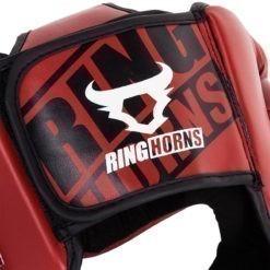 Ringhorns Huvudskydd Charger rod 6