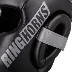 Ringhorns Huvudskydd Charger svart 6