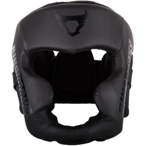 Ringhorns Huvudskydd Charger svart svart 1