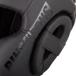 Ringhorns Huvudskydd Charger svart svart 4