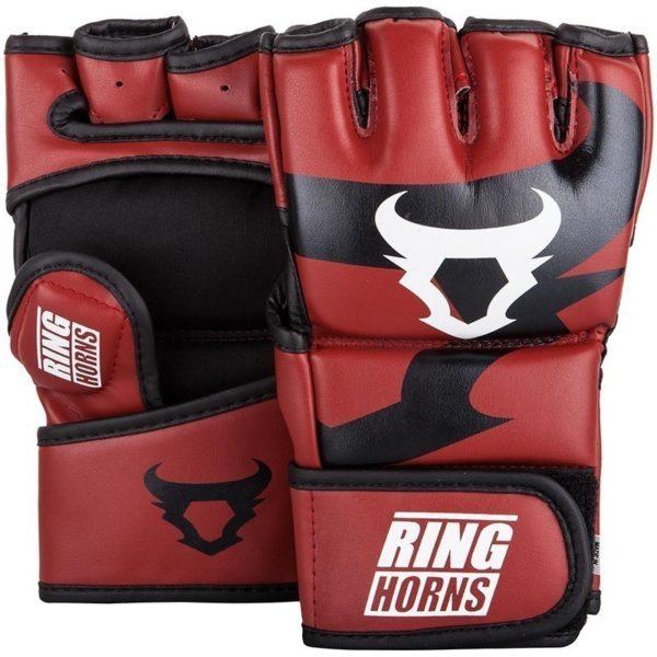 Ringhorns MMA Handskar Charger rod 1