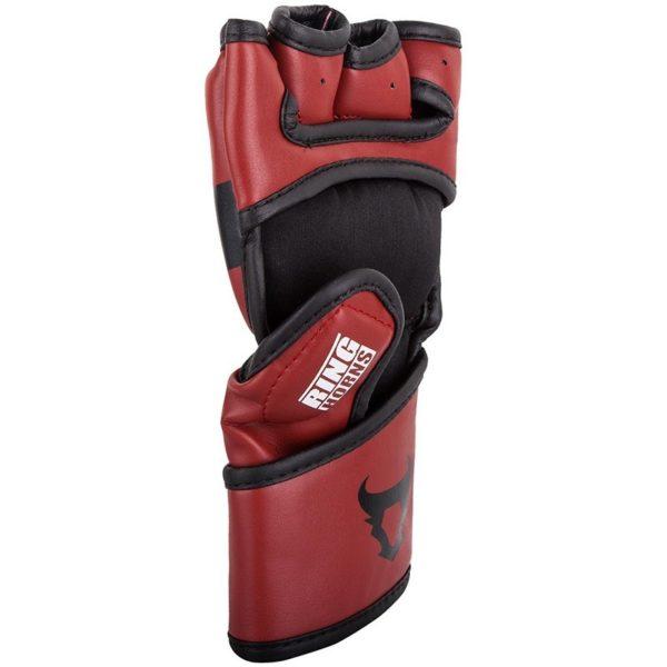 Ringhorns MMA Handskar Charger rod 3