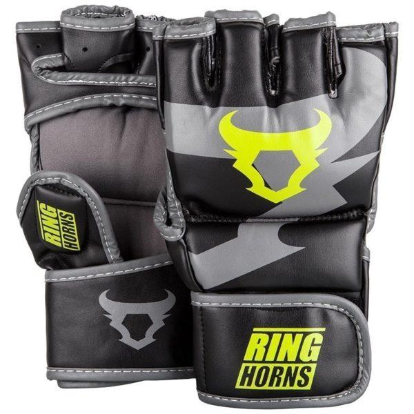 Ringhorns MMA Handskar Charger svart neon 1