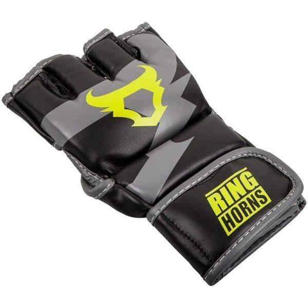 Ringhorns MMA Handskar Charger svart neon 2