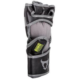 Ringhorns MMA Handskar Charger svart neon 3