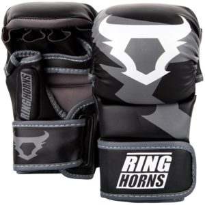 Ringhorns MMA Sparrainghandskar svart 1