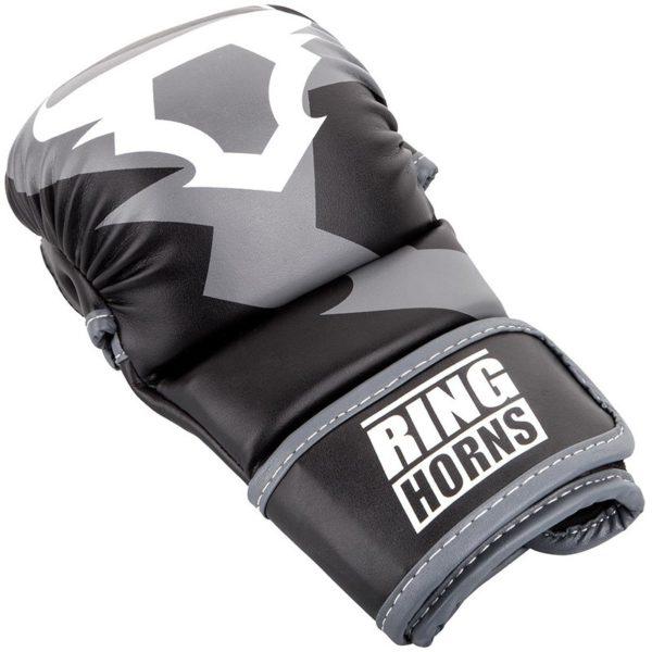 Ringhorns MMA Sparrainghandskar svart 2