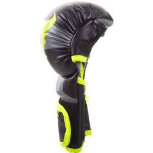 Ringhorns MMA Sparrainghandskar svart neongul 5