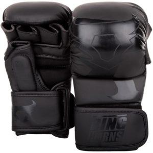 Ringhorns MMA Sparrainghandskar svart svart 1